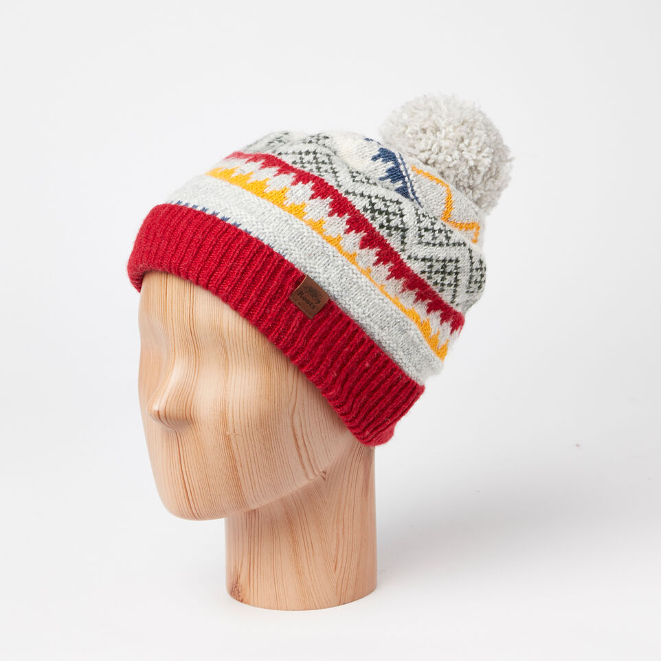 Roots-undefined-Royal Oak Pom Pom Toque-undefined-B