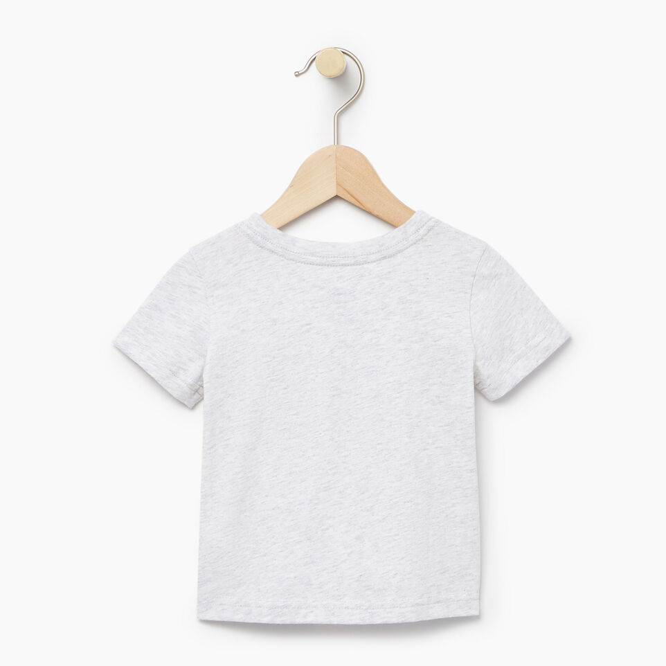 Roots-Kids Our Favourite New Arrivals-Baby Gradient Cooper T-shirt-White Mix-B