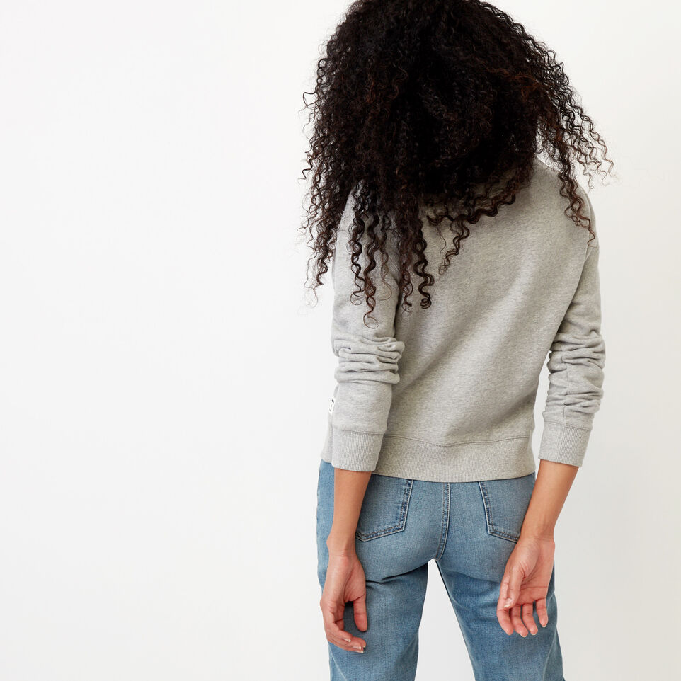 Roots-undefined-Ribbon Crew Sweatshirt-undefined-E