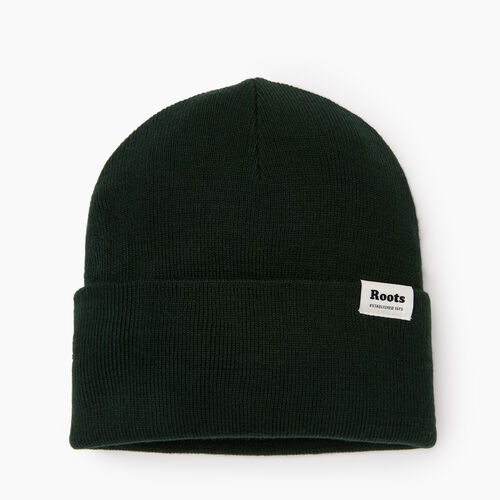 Roots-Men Categories-Bracebridge Toque-Varsity Green-A