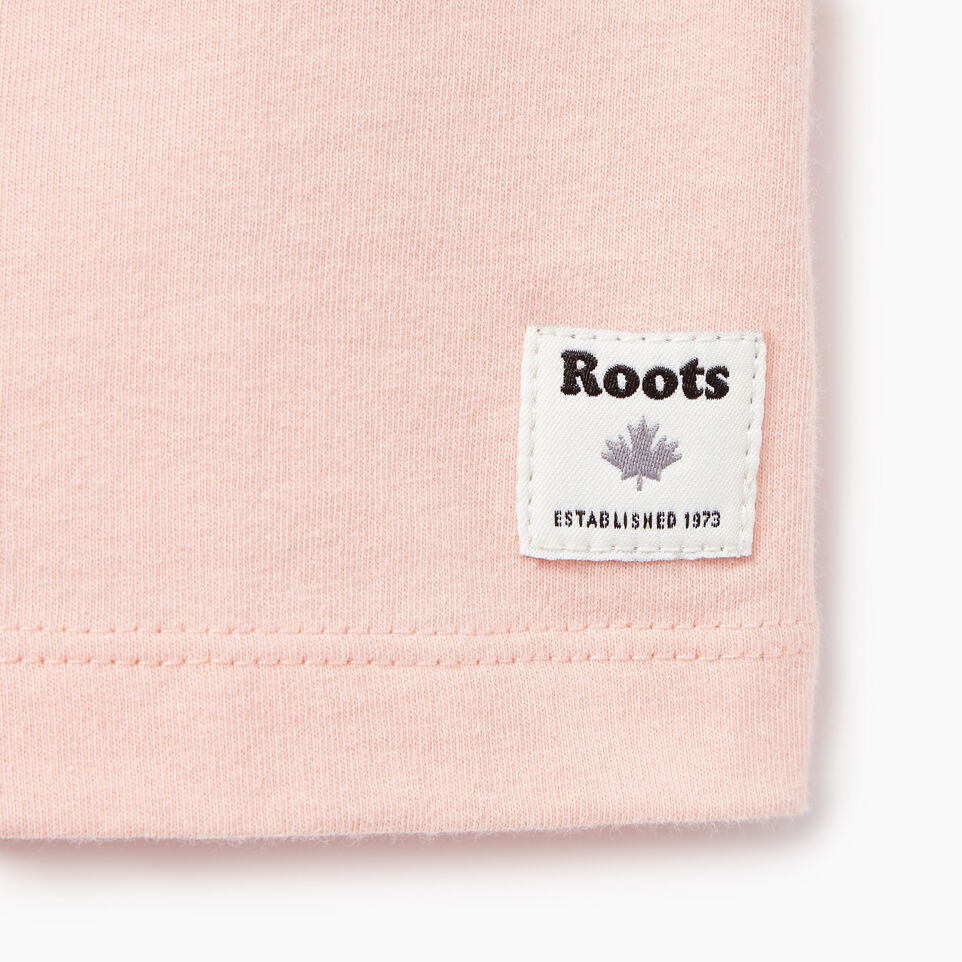 Roots-Kids Our Favourite New Arrivals-Toddler Patches T-shirt-Blossom Pink-C