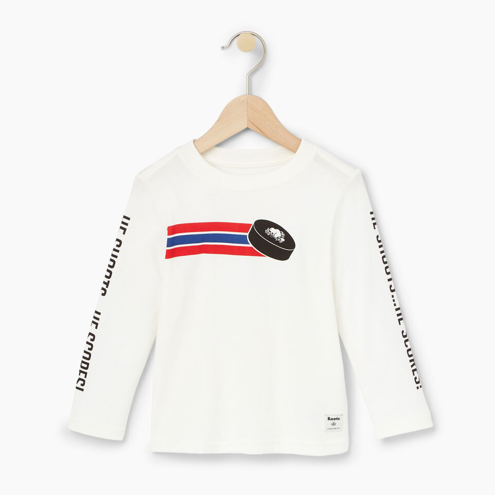 Roots-Kids Our Favourite New Arrivals-Toddler Sportsmas Multi T-shirt-Cloudy White-A