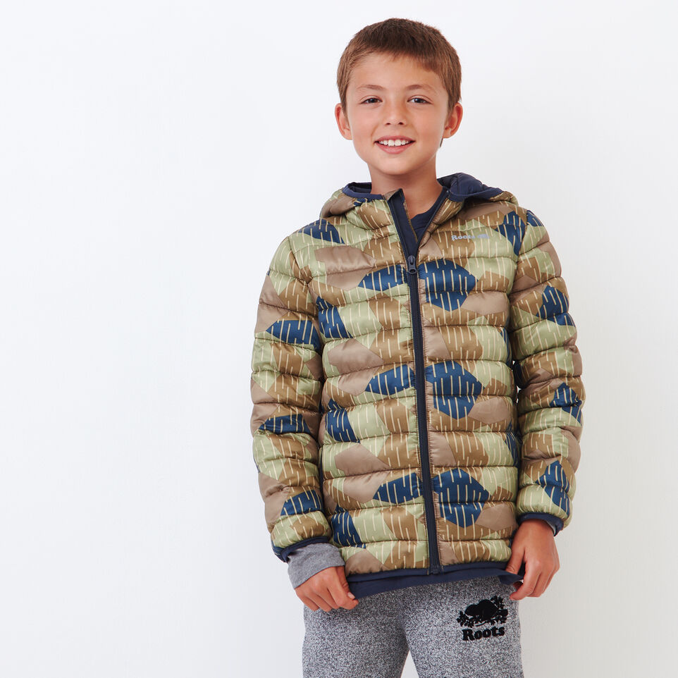 Roots-undefined-Boys Roots Camo Puffer Jacket-undefined-A