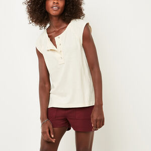Roots-Sale Tops-Highland Henley-Natural-A