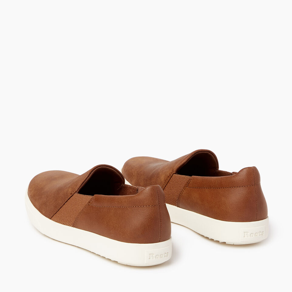 Roots-Women Categories-Womens Annex Slip-on-Natural-E