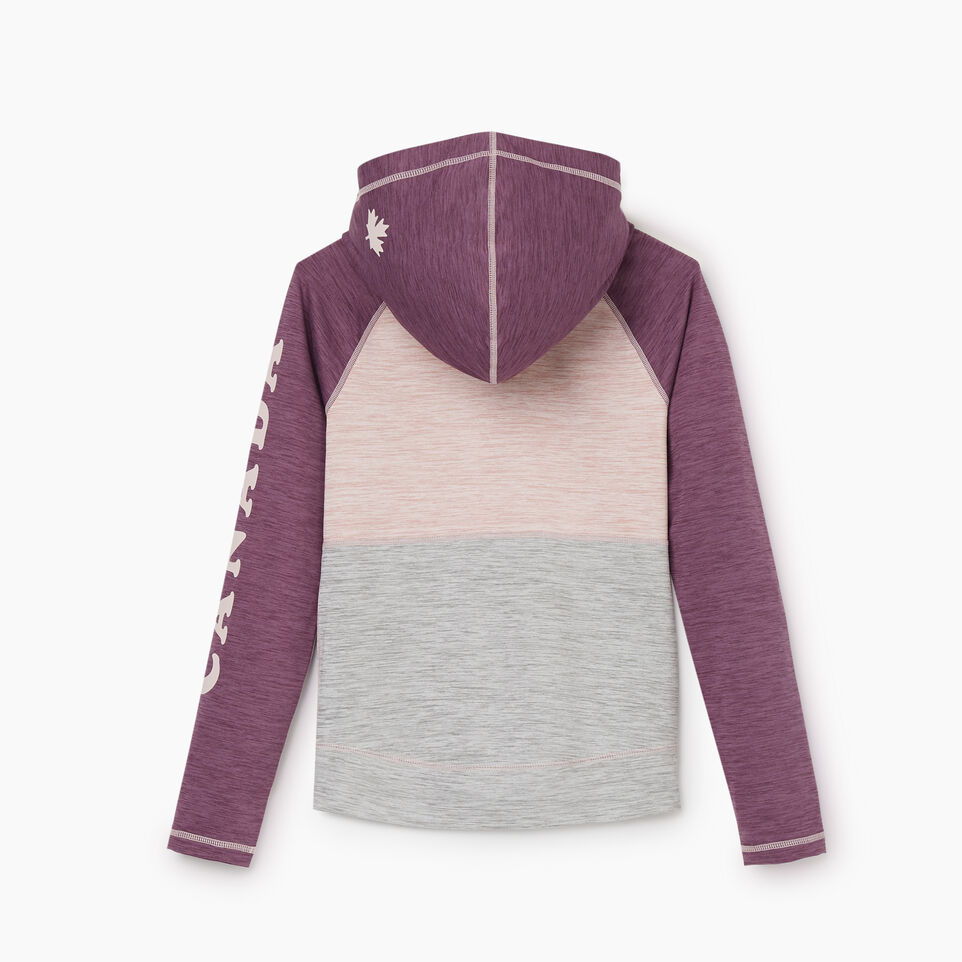 Roots-undefined-Girls Lola Active Full Zip Hoody-undefined-C