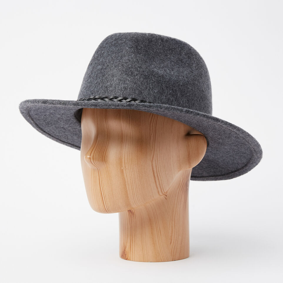 Roots-undefined-Annie Felt Fedora-undefined-B
