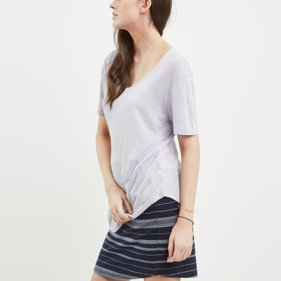 Roots-undefined-Valetta Scoop Neck Top-undefined-B