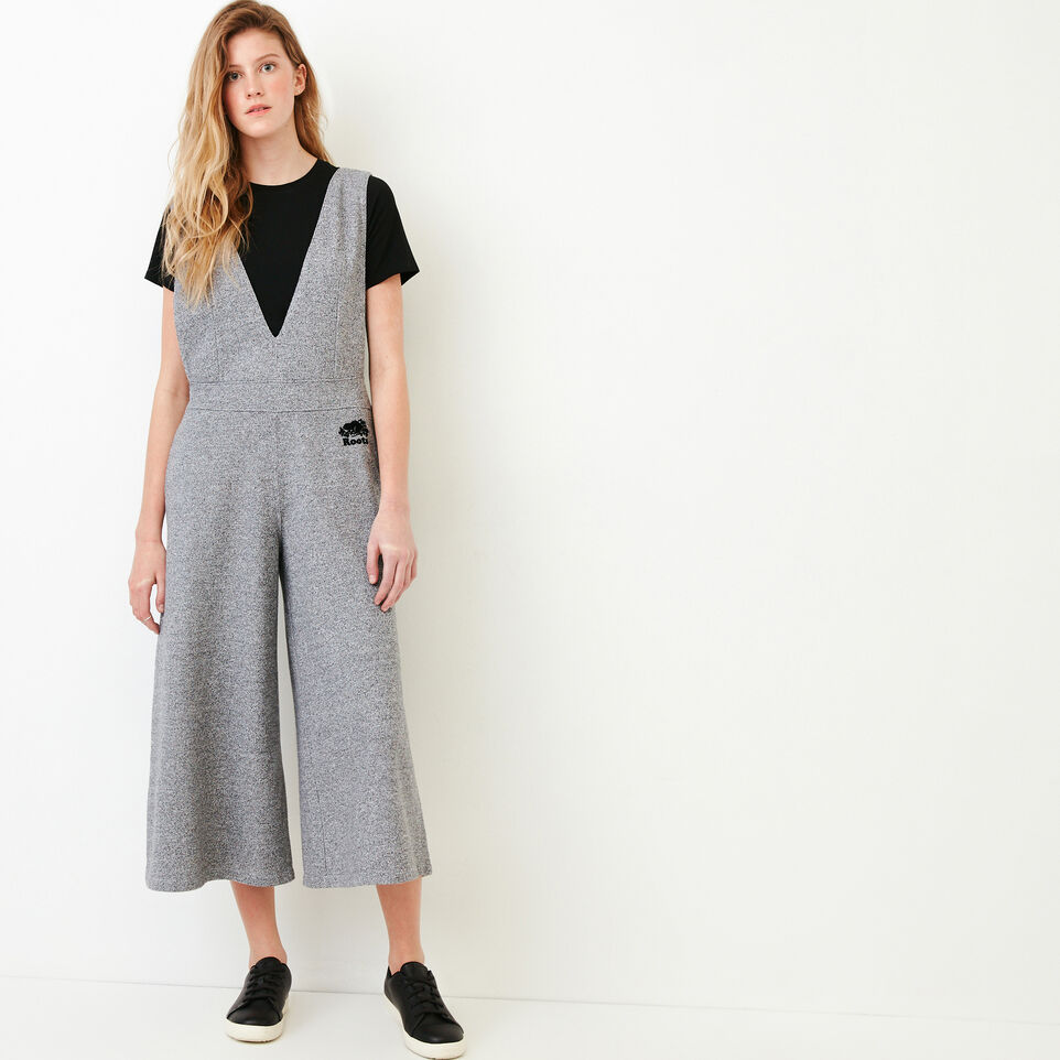 Roots-Women Our Favourite New Arrivals-Roots Salt and Pepper Jumpsuit-undefined-A