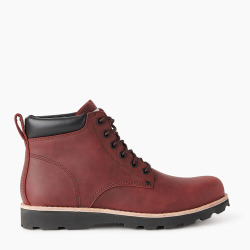 Roots-Footwear New Arrivals-Mens Tuff Boot-Red Sea-A
