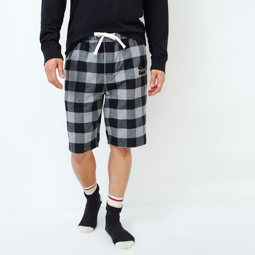 Roots-Men Our Favourite New Arrivals-Inglenook Lounge Short-Grey Mix-A