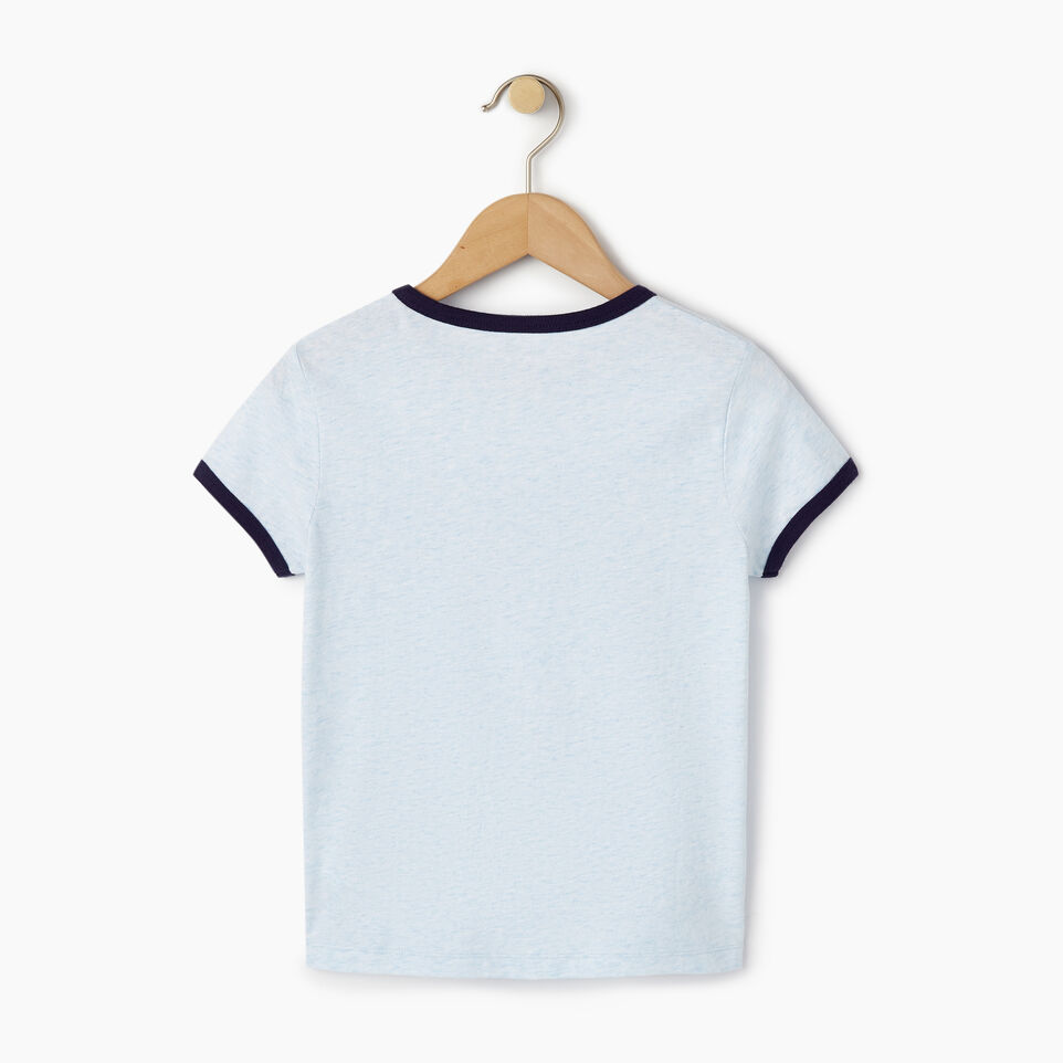 Roots-undefined-Girls Roots Classic Ringer T-shirt-undefined-B