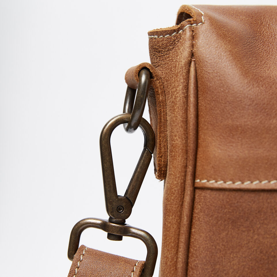 Roots-Leather Our Favourite New Arrivals-Modern Satchel Tribe-Natural-D