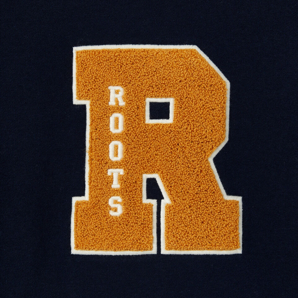Roots-Kids Categories-Boys Alumni Sweatshirt-Navy Blazer-C