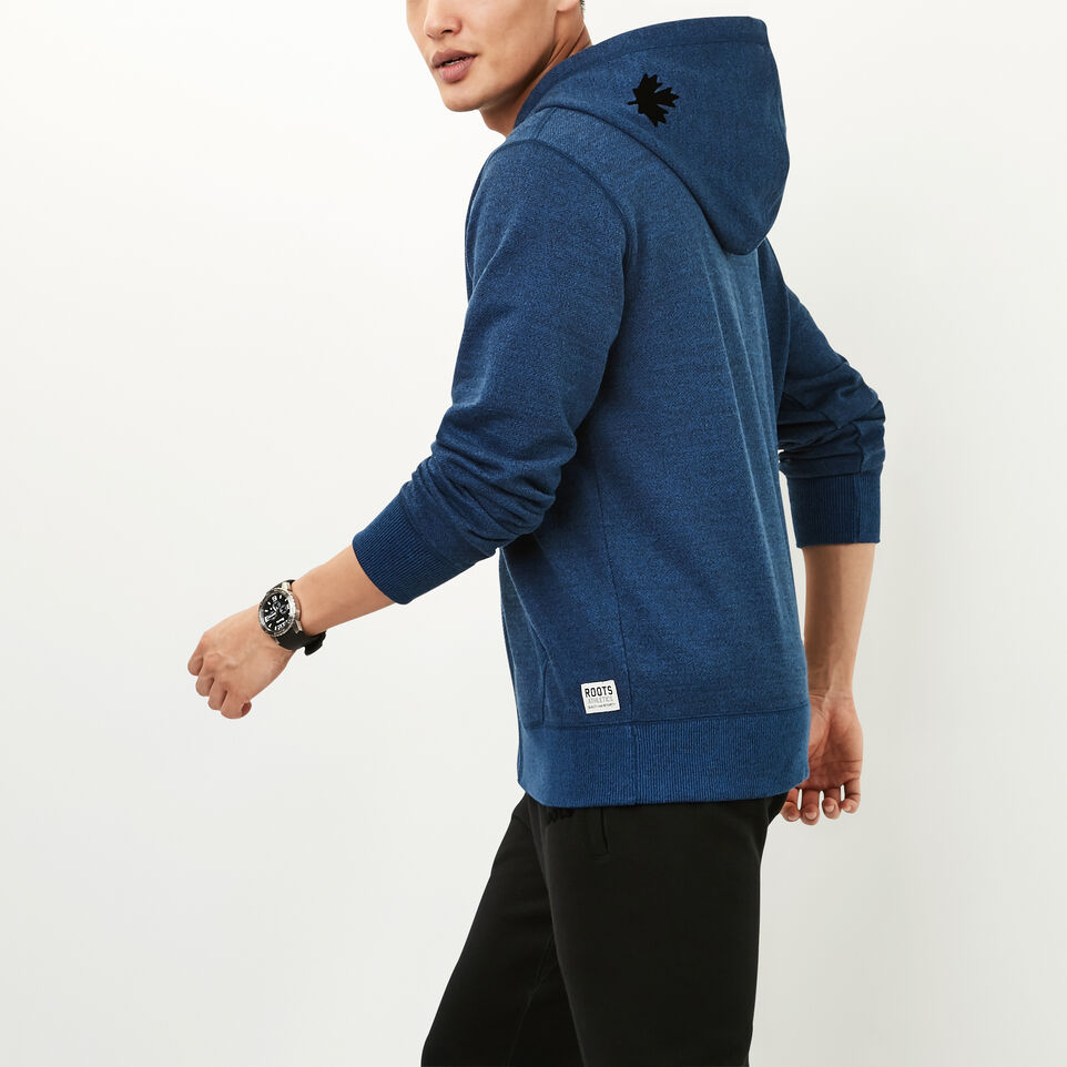Roots-undefined-Melville Terry Zip Hoody-undefined-B