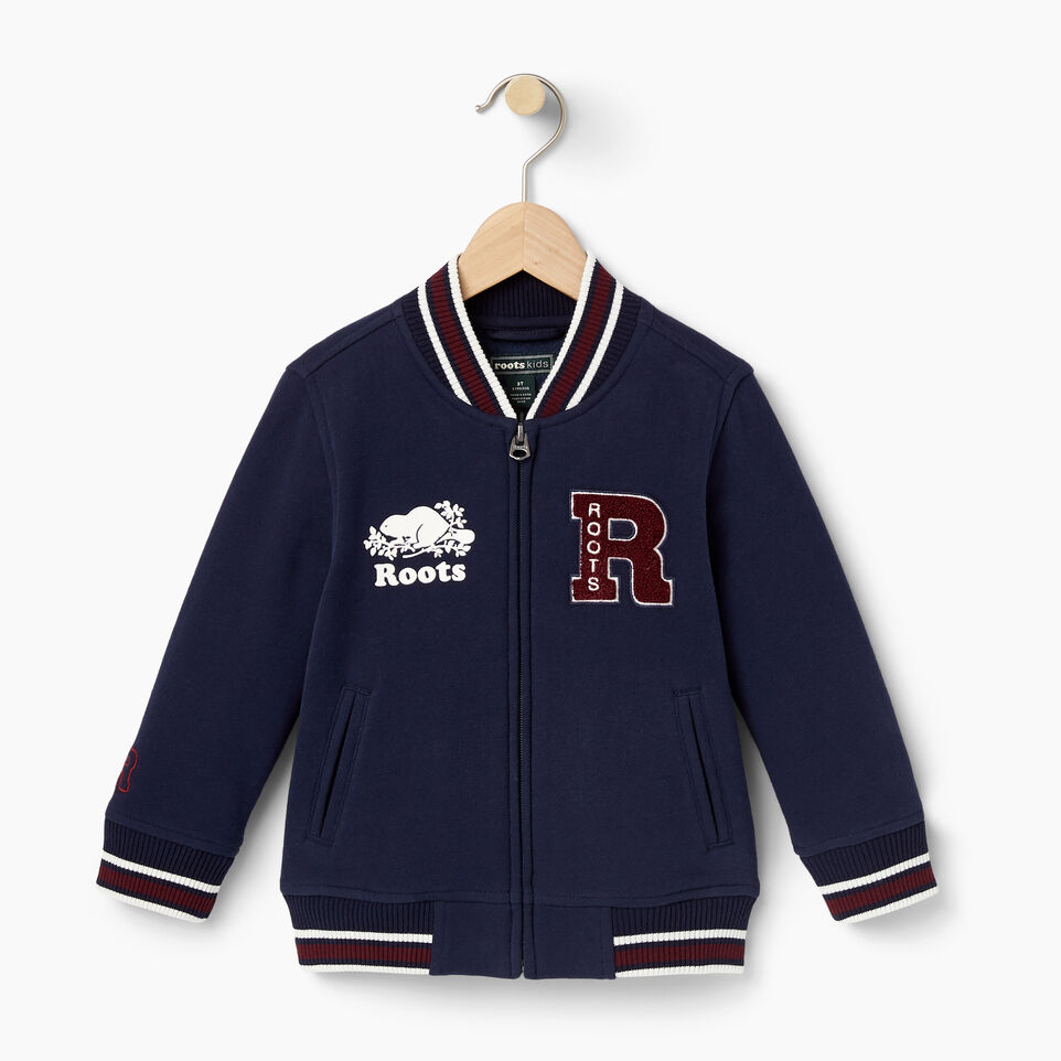 Roots-undefined-Toddler Alumni Awards Jacket-undefined-A