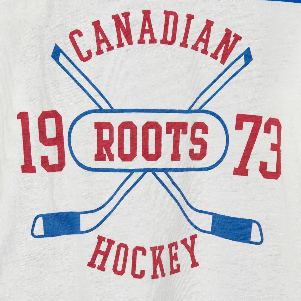 Roots-undefined-Toddler Hockey Team T-shirt-undefined-C