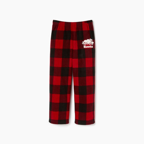Roots-Sale Kids-Toddler Inglenook Pj Pant-Cabin Red-A