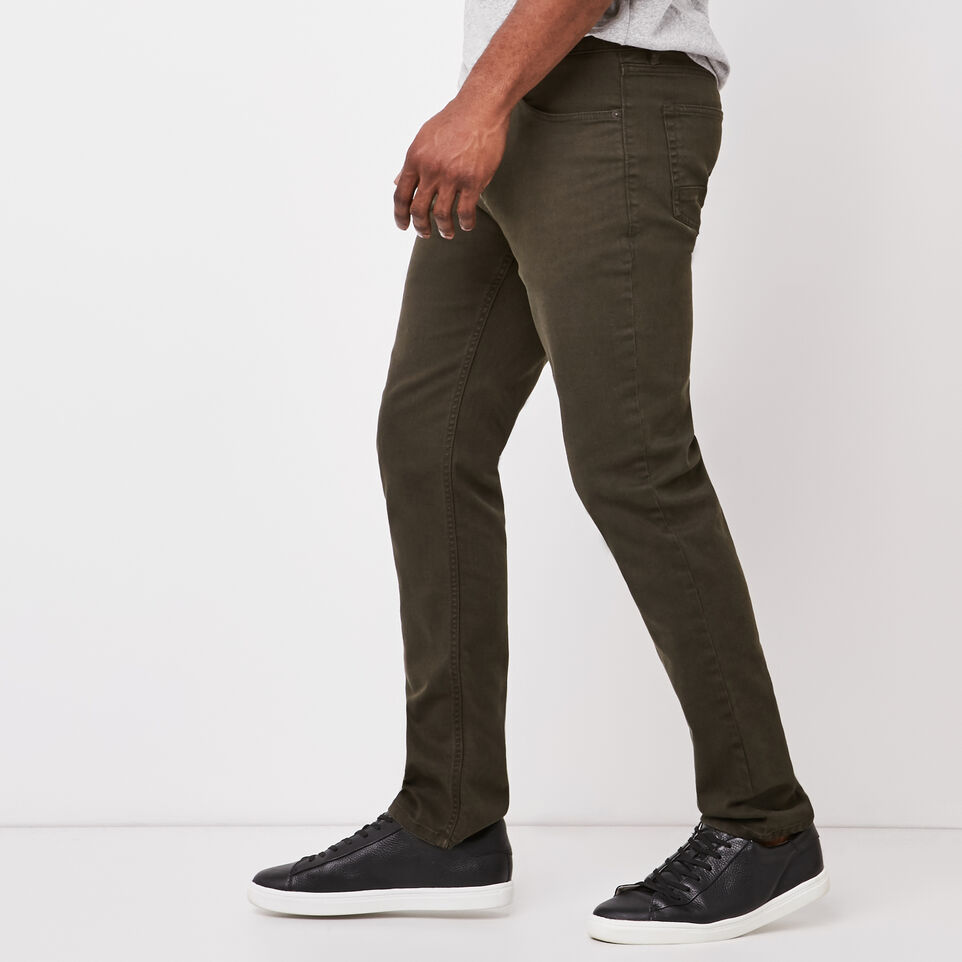 Roots-undefined-Pantalon À 5Poches Albany-undefined-B