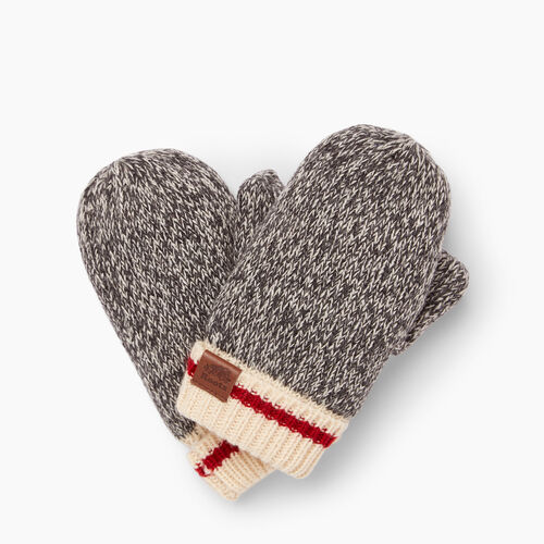 Roots-Winter Sale Toddler-Toddler Cabin Mitt-Grey Oat Mix-A