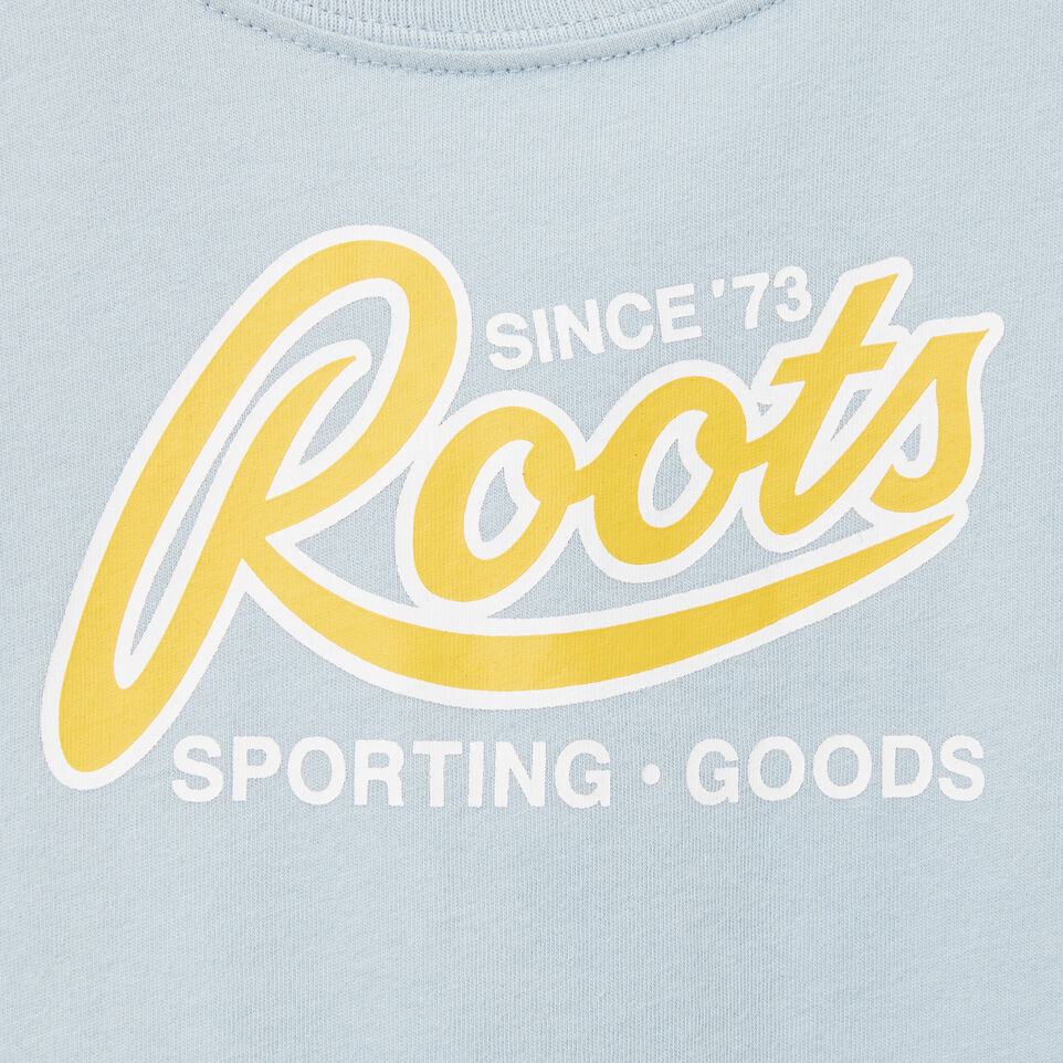 Roots-undefined-Baby Roots Sporting Goods T-shirt-undefined-D