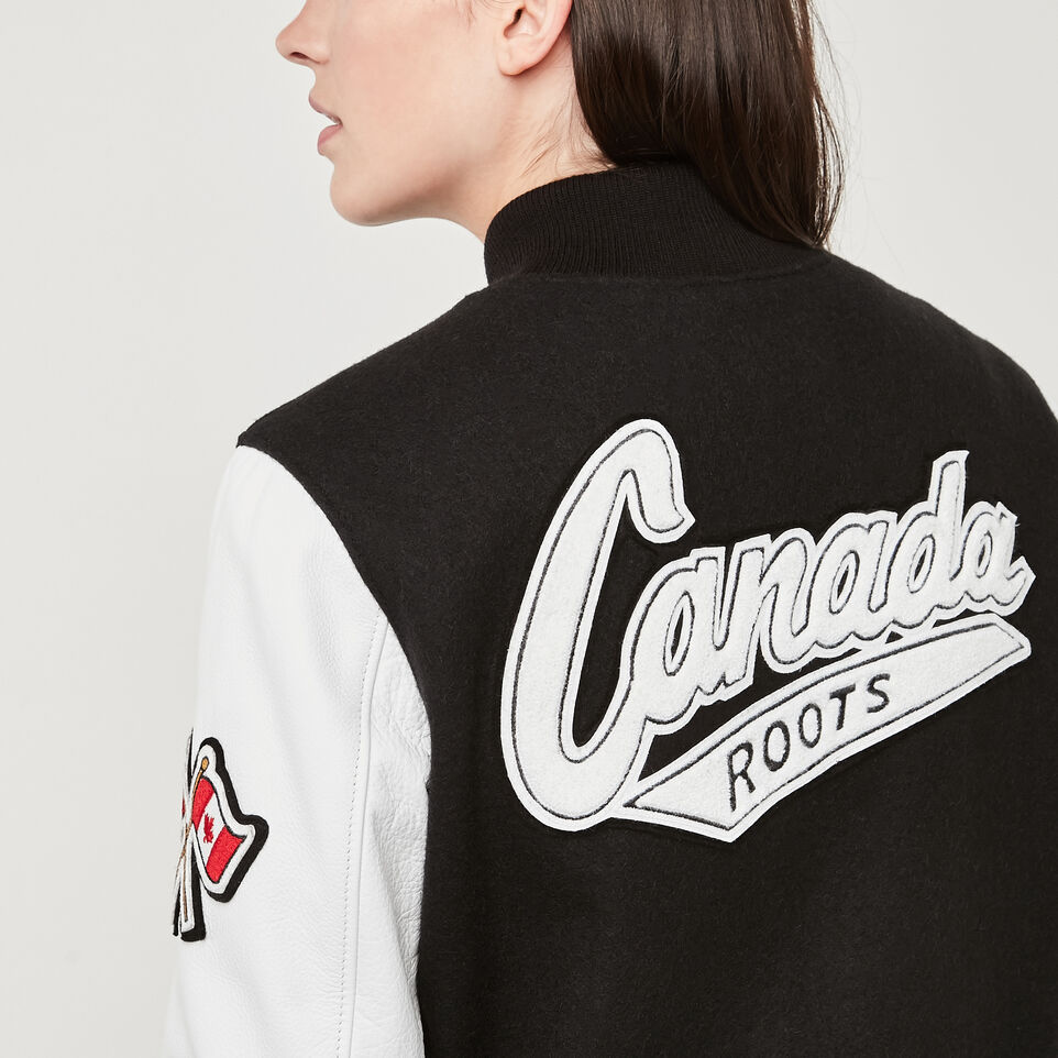 Roots-undefined-Blouson Gretzky-undefined-E