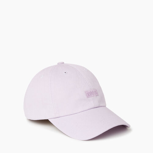 Roots-Women Categories-Elliston Baseball Cap-Thistle-A