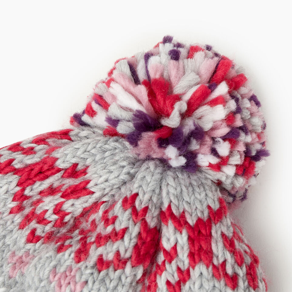 Roots-undefined-Kids Retro Fair Isle Toque-undefined-E