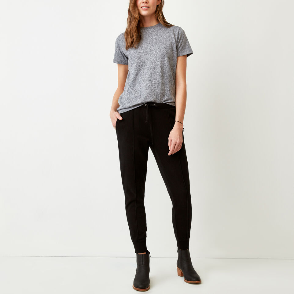Roots-undefined-Perfect Peppered T-shirt-undefined-B