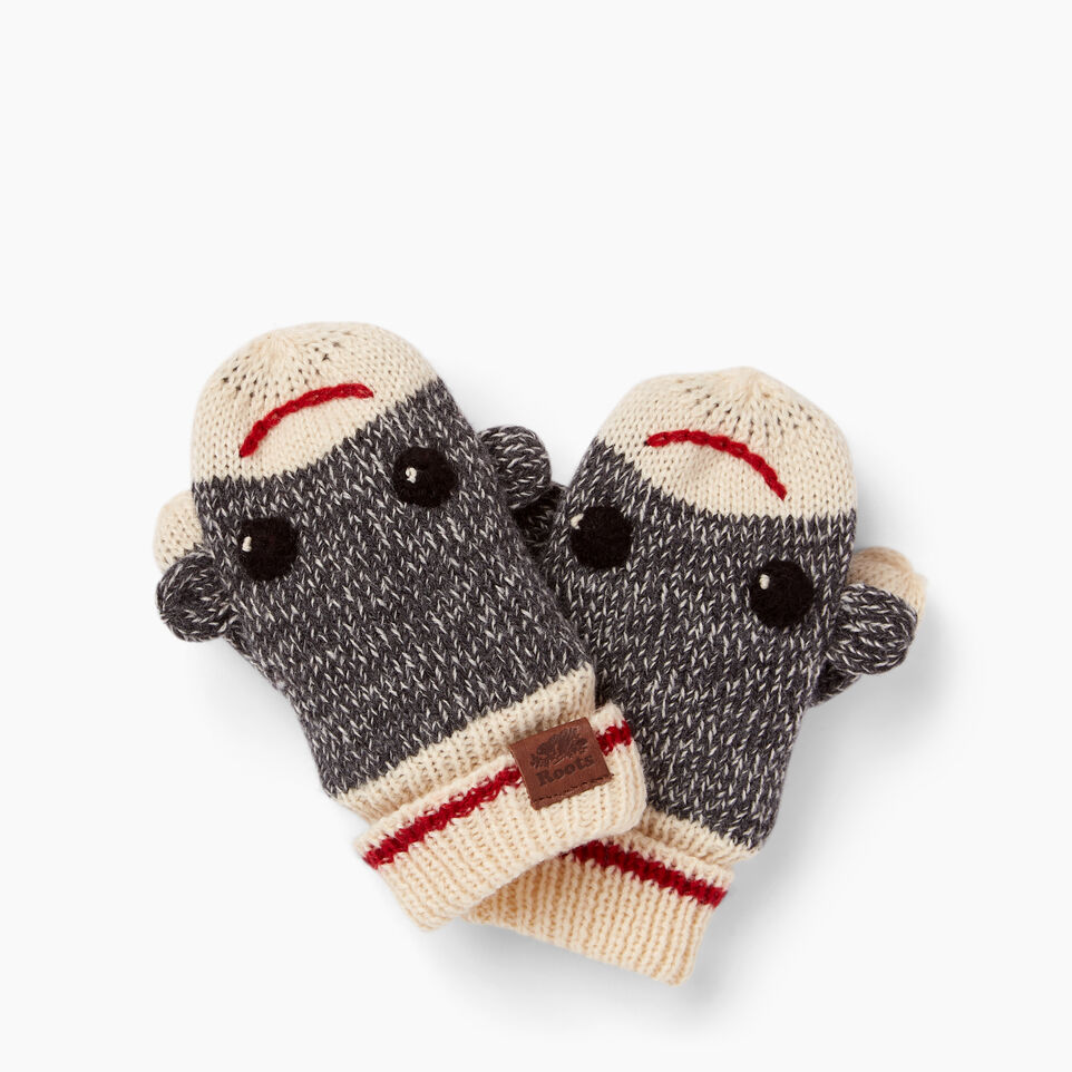 Roots-undefined-Toddler Cabin Monkey Gift Set-undefined-C
