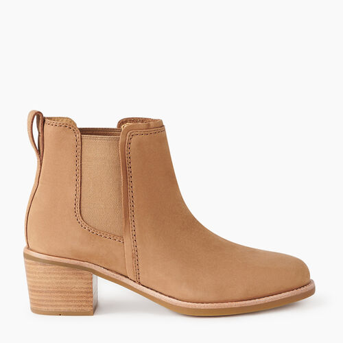 Roots-Footwear New Arrivals-Womens Palmerston Boot-Blonde-A