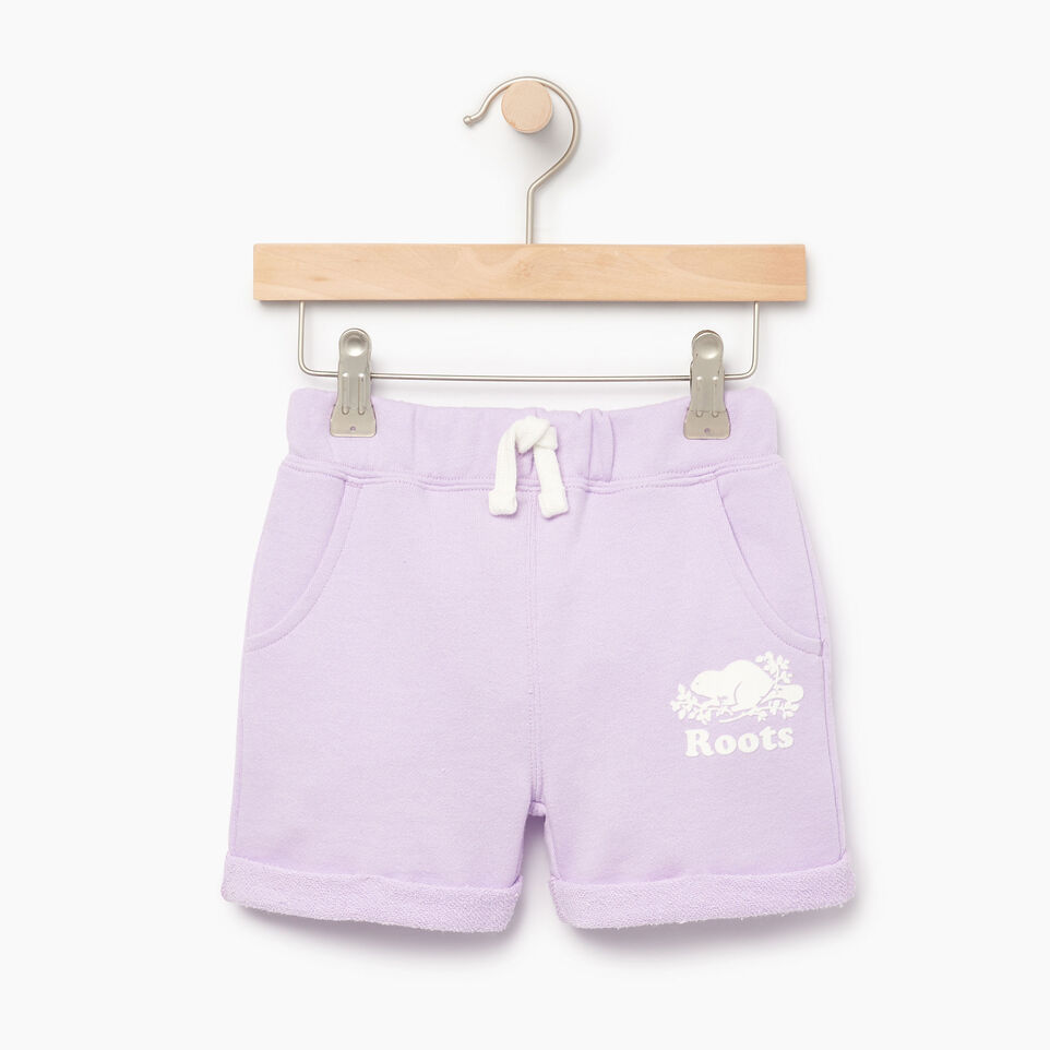Roots-Kids Our Favourite New Arrivals-Toddler Roots Beach Short-Lavendula-A
