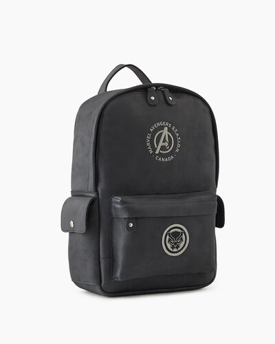 Roots-New For This Month Shop By Apparel-Avengers Black Panther Central Pack-Black-A