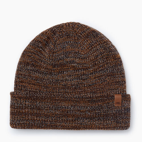 Roots-Men Accessories-Hamilton Toque-Treehouse Brown-A