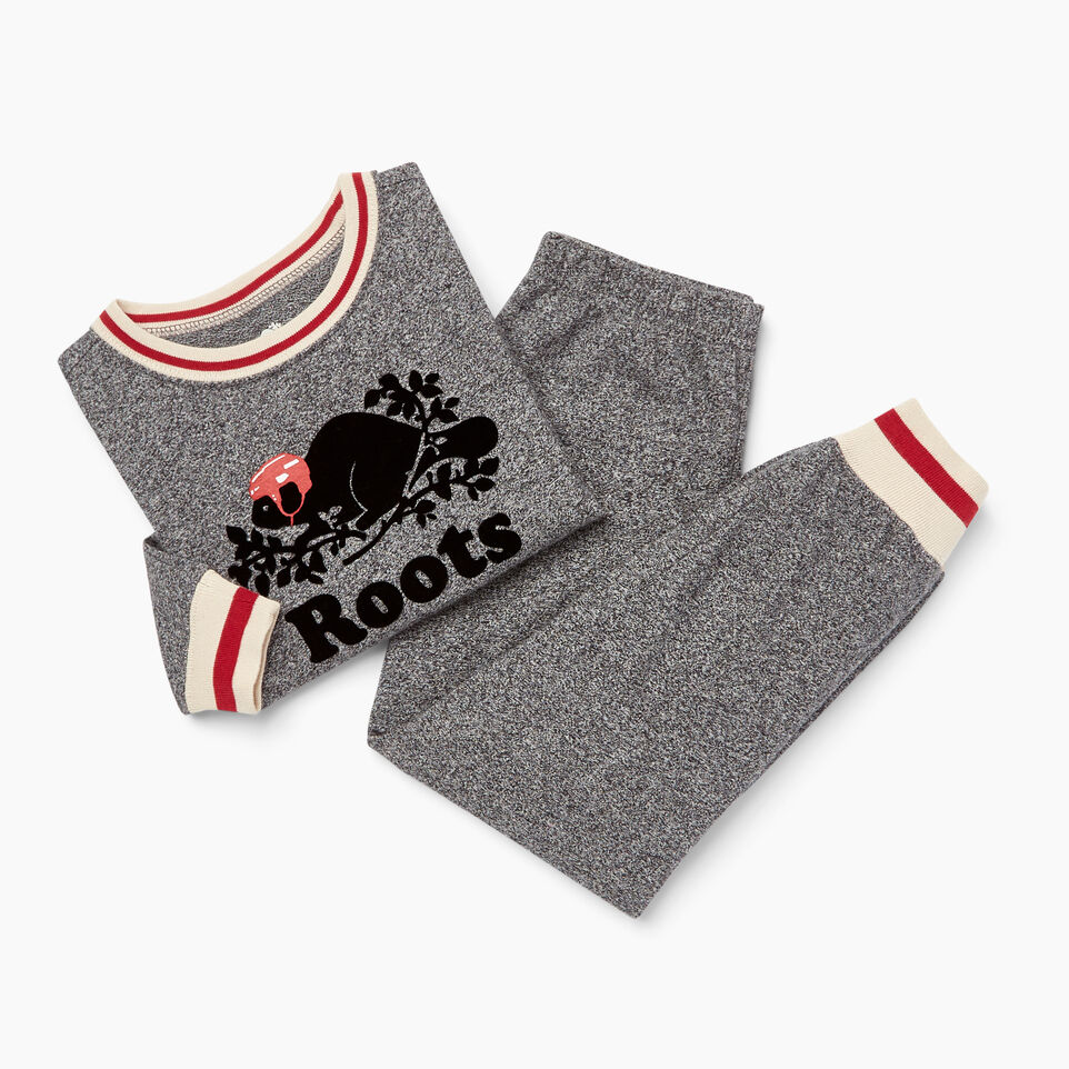 Roots-undefined-Toddler Hockey Buddy PJ Set-undefined-A