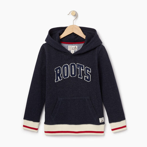 Roots-Kids Categories-Boys Roots Cabin Kanga Hoody-Navy Blazer Pepper-A