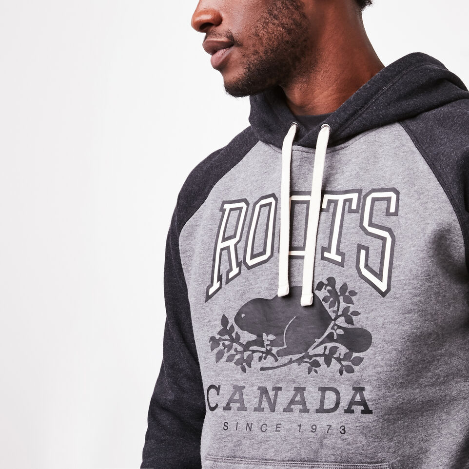 Roots-undefined-Classic Contrast Kanga Hoody-undefined-C