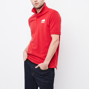 Roots-Men Shirts & Polos-Don River Pique Polo-Racing Red-A