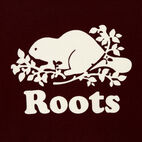 Roots-undefined-Baby Original Cooper Beaver T-shirt-undefined-