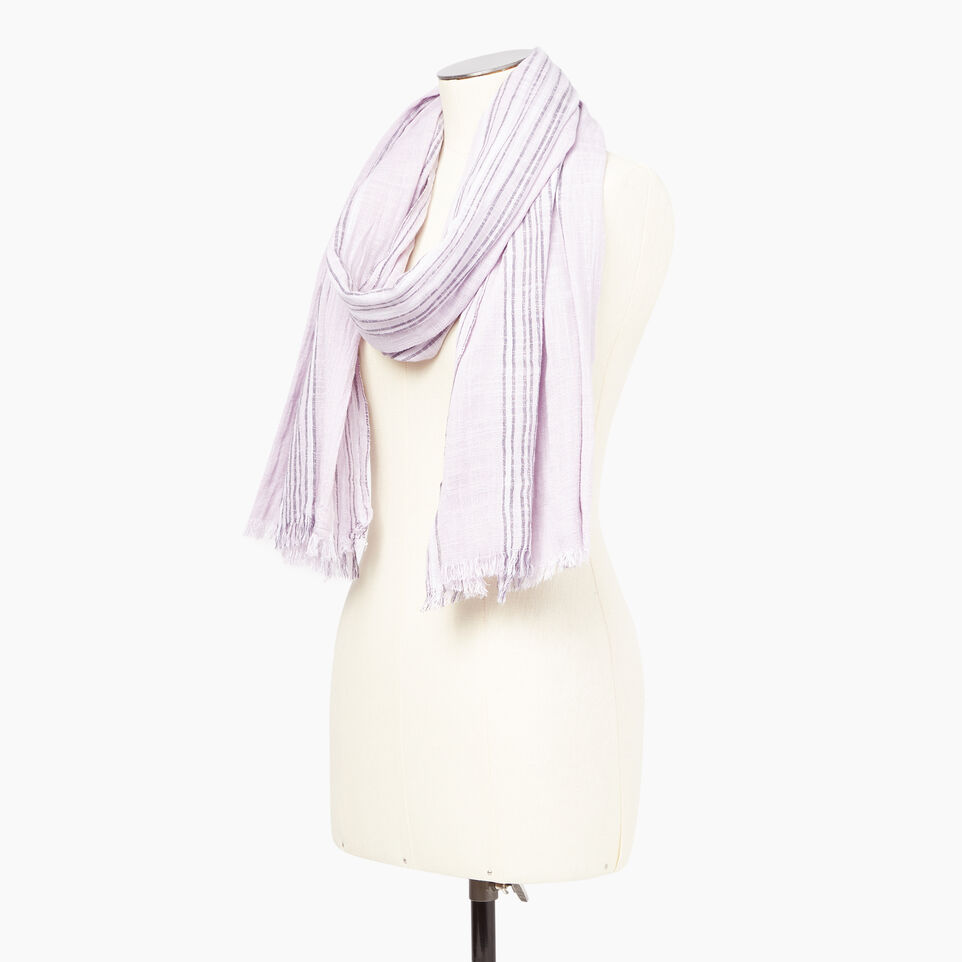 Roots-Women Our Favourite New Arrivals-Bayfield Scarf-Multi-B