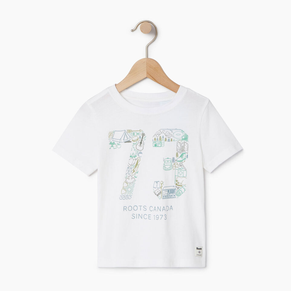 Roots-undefined-Toddler Roots Paddle T-shirt-undefined-A