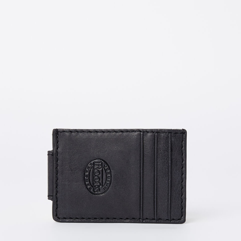 Roots-undefined-Mens Money Clip Wallet Tribe-undefined-C