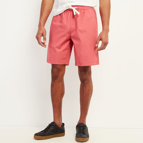 Roots-Men Clothing-Wasaga Pull On Short-Baroque Rose-A