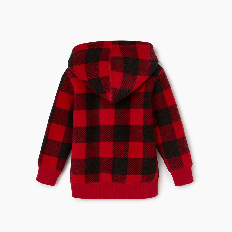 Roots-undefined-Toddler Park Plaid Sherpa Lined Hoody-undefined-B