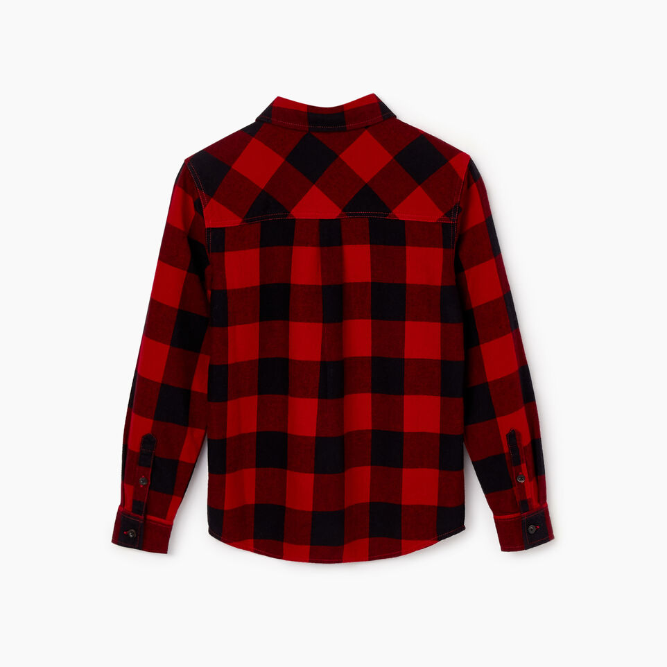 Roots-undefined-Boys Park Plaid Shirt-undefined-C