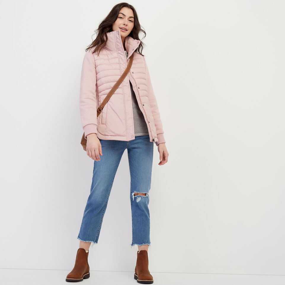 Roots-undefined-Blouson Hybride Journey-undefined-B