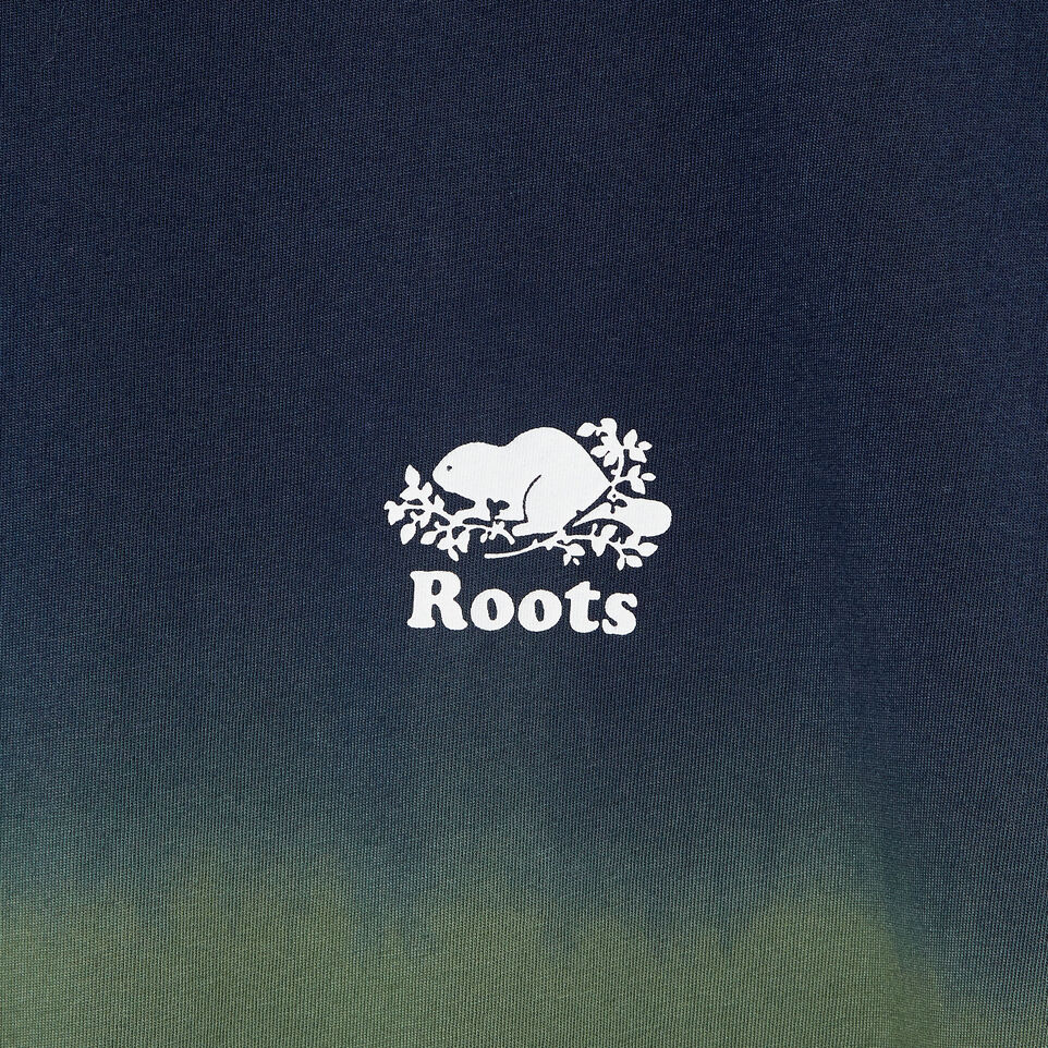 Roots-undefined-Mens Sunset T-shirt-undefined-D