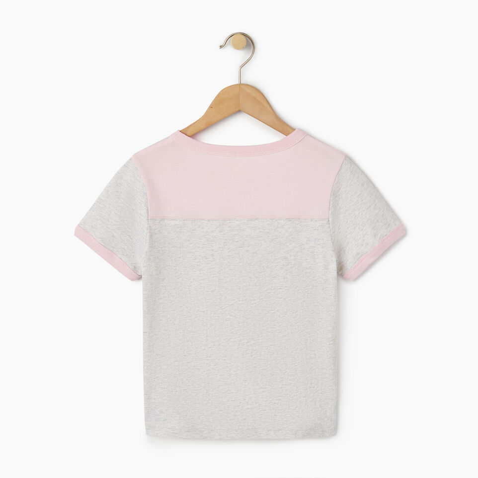 Roots-undefined-Girls Roots Team T-shirt-undefined-B