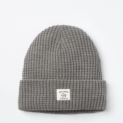 Roots-Sale Accessories-Mens All Seasons Toque-Medium Grey Mix-A