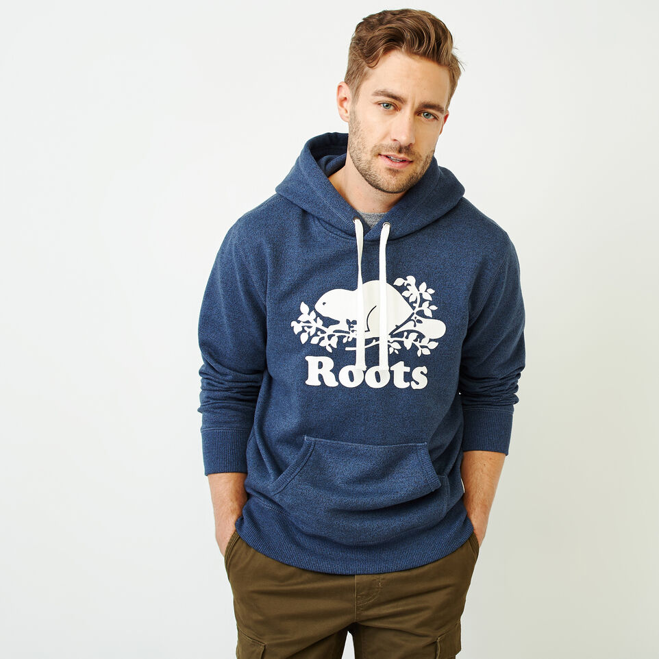 Roots-Men Our Favourite New Arrivals-Cooper Beaver Hoody-Bering Sea Pepper-A